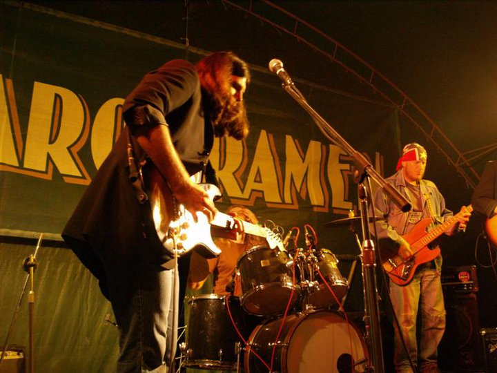 Žalman Brothers Band in action